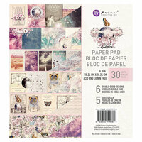 Prima - Moon Child Collection - 6 x 6 Paper Pad