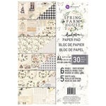 Prima - Spring Farmhouse Collection - A4 Paper Pad