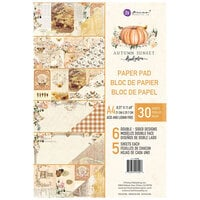 Prima - Autumn Sunset Collection - A4 Paper Pad