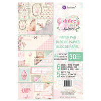 Prima - Dulce Collection - Dulce Collection - A4 Paper Pad