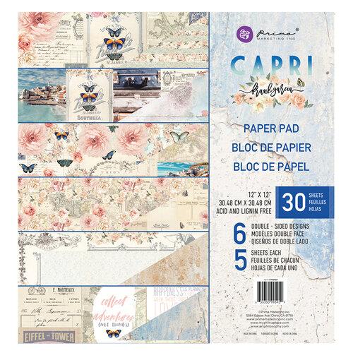 Prima - Capri Collection - 12 x 12 Paper Pad