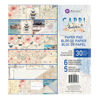 Prima - Capri Collection - 8 x 8 Paper Pad
