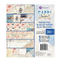 Prima - Capri Collection - 6 x 6 Paper Pad