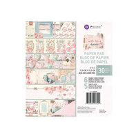 Prima - With Love Collection - 6 x 6 Paper Pad