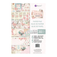 Prima - With Love Collection - A4 Paper Pad