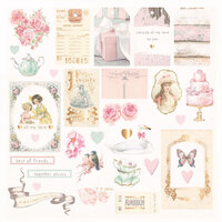 Prima - With Love Collection - Ephemera 1