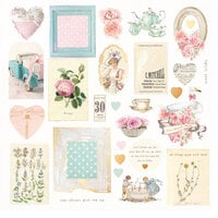 Prima - With Love Collection - Ephemera 2