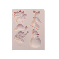 Prima - Sugar Cookie Christmas Collection - Silicone Mold