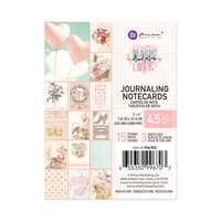 Prima - Magic Love Collection - 3 x 4 Journaling Cards