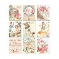 Prima - Magic Love Collection - Wood Stickers