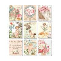 Prima - Magic Love Collection - Wood Stickers