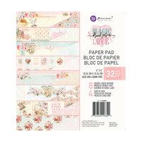Prima - Magic Love Collection - 6 x 6 Paper Pad