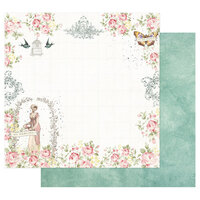 Prima - My Sweet Collection - 12 x 12 Double Sided Paper - To My Sweet