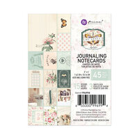 Prima - My Sweet Collection - 3 x 4 Journaling Cards