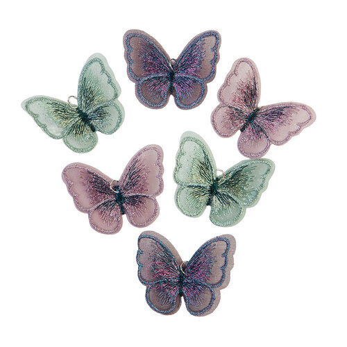Prima - My Sweet Collection - Embellishments - Butterflies