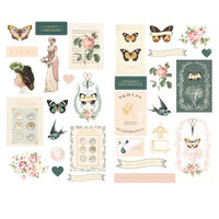 Prima - My Sweet Collection - Chipboard Stickers