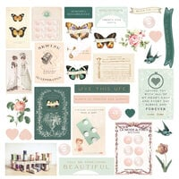 Prima - My Sweet Collection - Ephemera - Set One