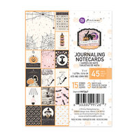 Prima - Thirty-One Collection - 3 x 4 Journaling Cards