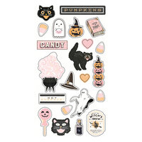 Prima - Thirty-One Collection - Puffy Stickers