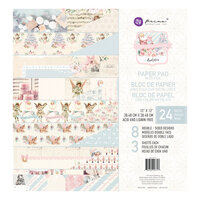 Prima - Christmas Sparkle Collection - 12 x 12 Paper Pad