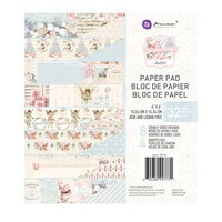 Prima - Christmas Sparkle Collection - 6 x 6 Paper Pad