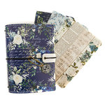 Prima - My Prima Planner Collection - Passport Travelers Journal - Georgia Blues Bundle