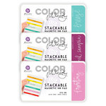 Prima - Color Philosophy - Stackable Magnetic Ink Pads - Trio Pack