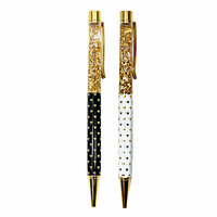 Prima - My Prima Planner Collection - Duo Pen Bundle - Golden and Grateful Hearts