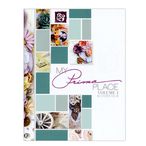 Prima - My Prima Place Idea Book - Volume 4