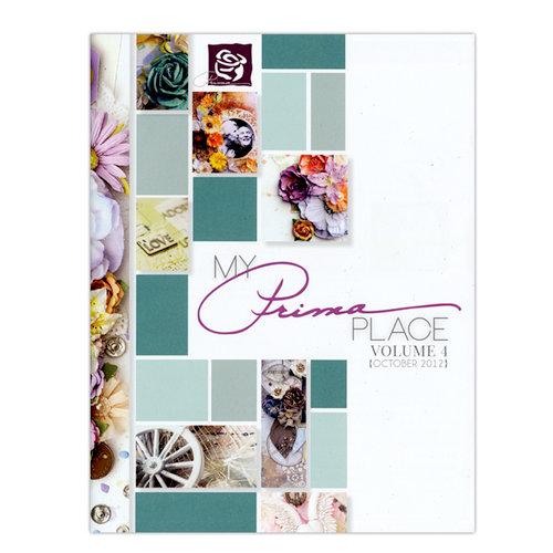 Prima - My Prima Place Idea Book - Volume 4