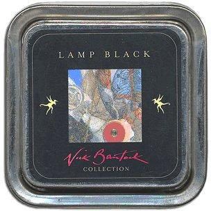 Nick Bantock Ink Pads - Lamp Black