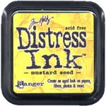 Ranger Ink - Tim Holtz Distress Ink Pads - Mustard Seed