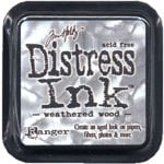 Tim Holtz Distress Ink Pads - Weathered Wood