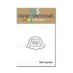 Paper Smooches - Dies - Mini Cupcake