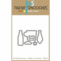 Paper Smooches - Dies - Daddy Yo Icons