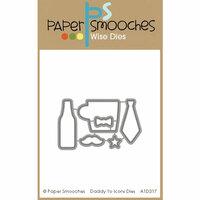 Paper Smooches - Dies - Daddy Yo Icons