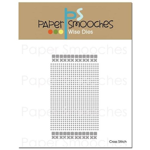 Paper Smooches - Dies - Cross Stitch