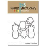 Paper Smooches - Dies - Pineapple Crush Icons