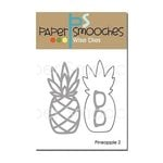 Paper Smooches - Dies - Pineapple 2