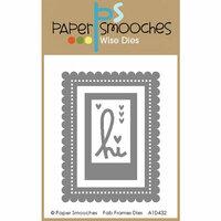 Paper Smooches - Dies - Fab Frames