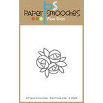 Paper Smooches - Dies - Rad Roses