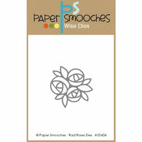 Paper Smooches - Dies - Rad Roses