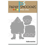 Paper Smooches - Dies - Halloweenies