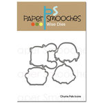 Paper Smooches - Dies - Chums Pals Icons