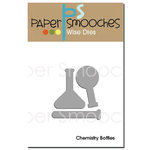 Paper Smooches - Dies - Chemistry Bottles