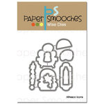 Paper Smooches - Dies - Alfresco Icons