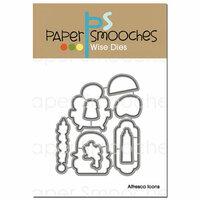 Paper Smooches - Dies - Alfresco Icons