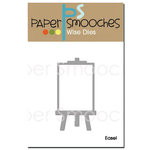 Paper Smooches - Dies - Easel