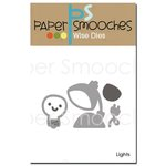 Paper Smooches - Dies - Lights