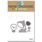 Paper Smooches - Dies - Lights